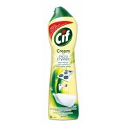 Cif Cream tekutý piesok 720g/500ml Lemon
